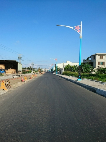 ↑道路工程實景