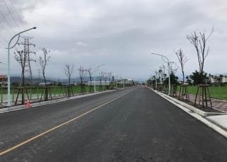 ↑道路工程實景1