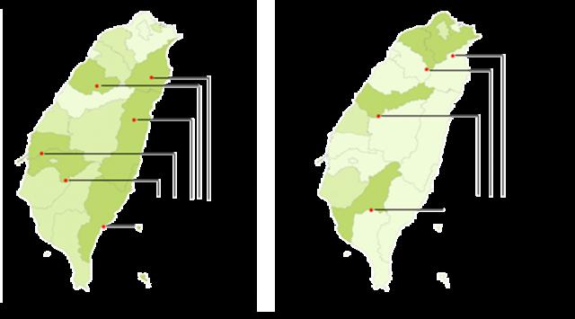 依106年度11、12月份用電資料顯示,6直轄市中,新北市低度使用(用電)住宅宅數最多,計12萬493宅;臺北市計6萬98宅,比例皆約維持7%左右。全國低度使用(用電)住宅宅數較多前6名的縣市分別為:新北市、高雄市、臺中市、桃園市、臺南市、臺北市;比例較高前6名的縣市分別為:金門縣、連江縣、宜蘭縣、嘉義縣、雲林縣、臺東縣。