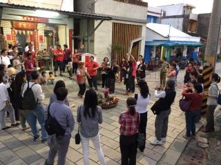 墾丁國家公園舉辦「人文慢旅-平埔夜祭」活動3