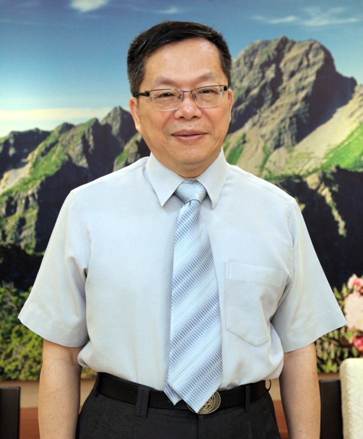 Dr. YUH-CHYURN DING, Director General of CPAMI