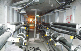 Set up Common Duct Construction